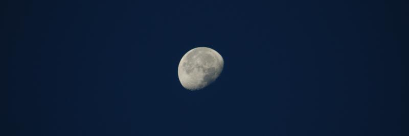 moon over Sabah